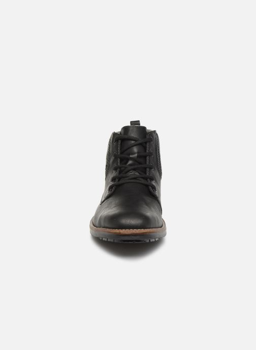 Ankle boots Rieker Julio Black model view