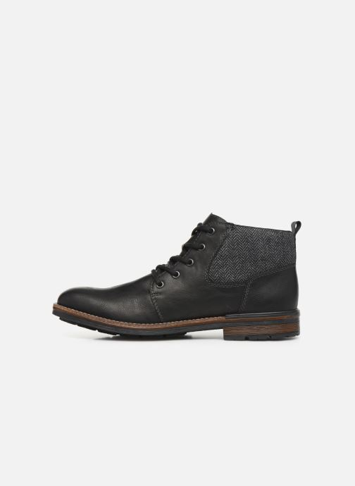Ankle boots Rieker Julio Black front view