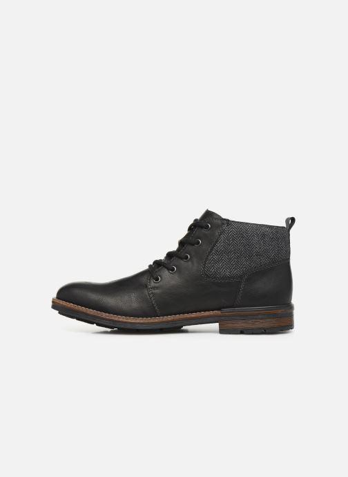 Bottines et boots Rieker Julio Noir vue face