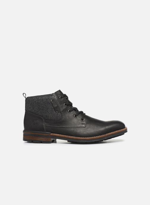 Bottines et boots Rieker Julio Noir vue derrière