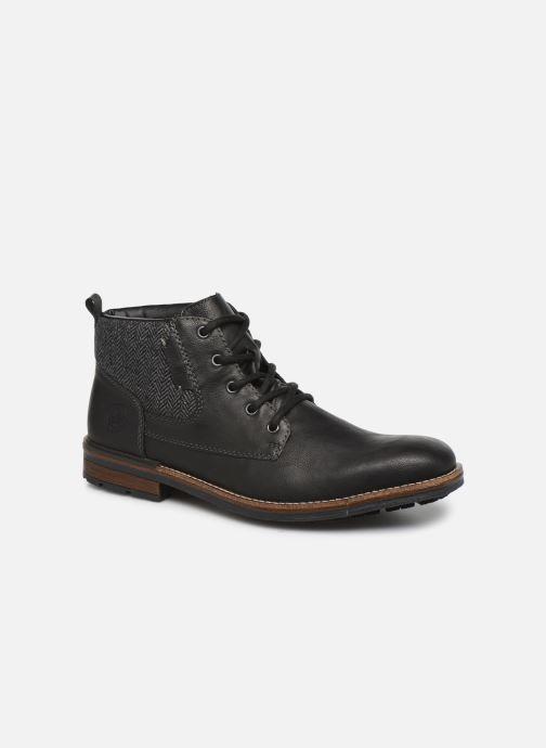 Bottines et boots Rieker Julio Noir vue détail/paire