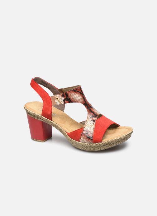 Sandales et nu-pieds Femme Justine