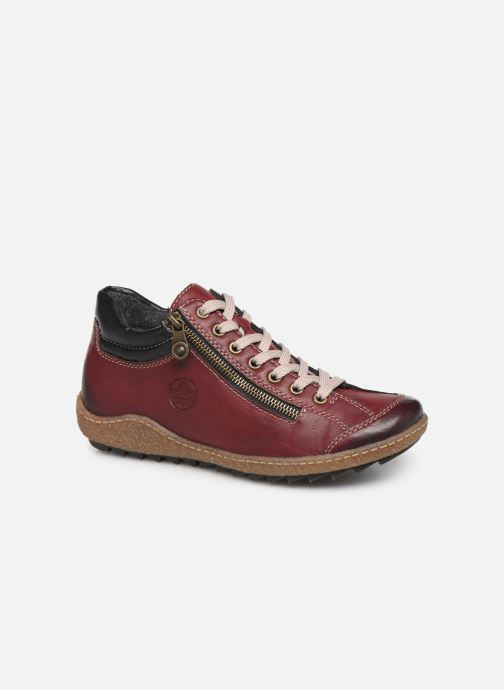 Rieker Roro (weinrot) Sneaker bei (382528)