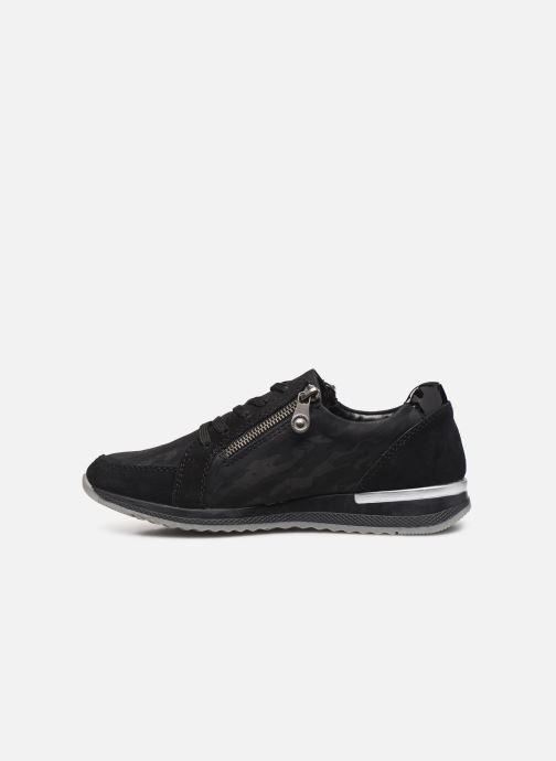 Sneakers Rieker Mia Sort se forfra