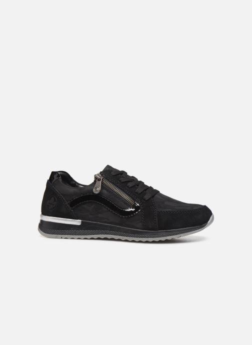 Sneakers Rieker Mia Sort se bagfra