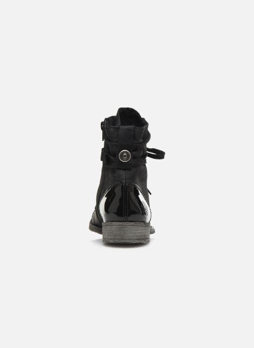 Bottines et boots Rieker Pia Noir vue droite