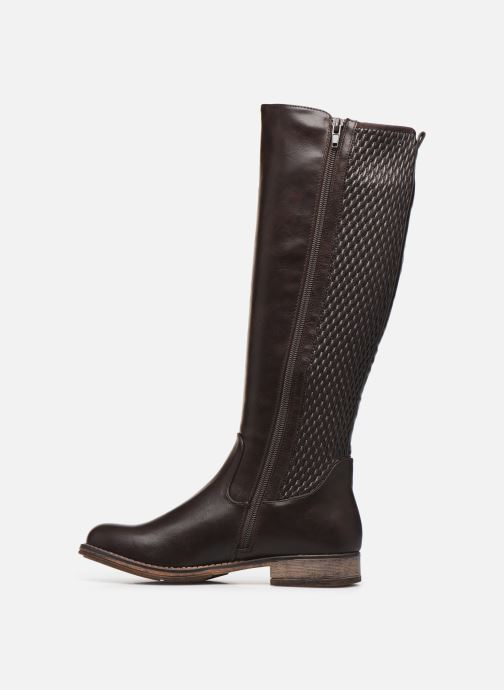 Boots & wellies Rieker Marka Brown front view