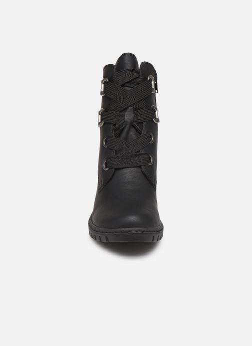 Ankelstøvler Rieker Amina Sort se skoene på