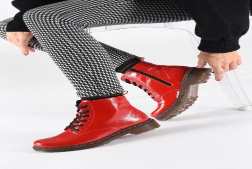 Boots en enkellaarsjes Rieker Noemie Rood onder