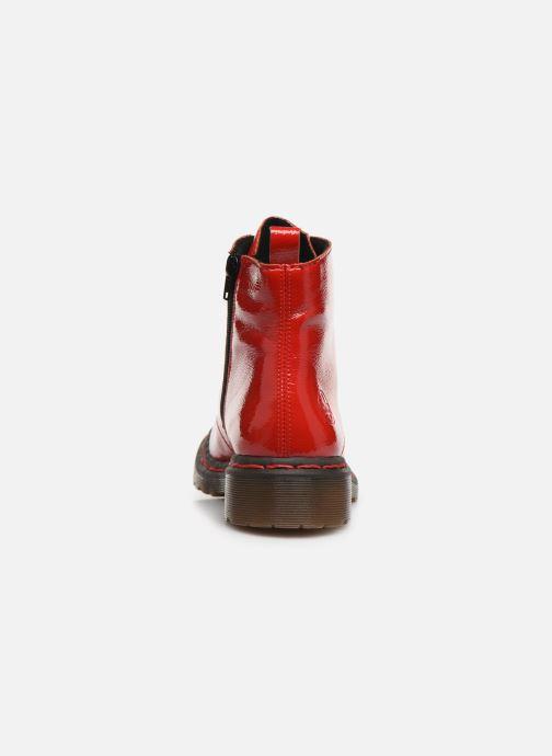 Boots en enkellaarsjes Rieker Noemie Rood rechts