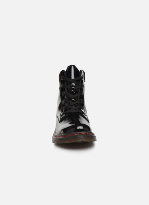 Ankelstøvler Rieker Phili Sort se skoene på