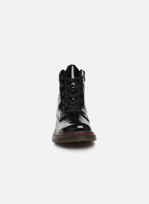 Bottines et boots Rieker Phili Noir vue portées chaussures