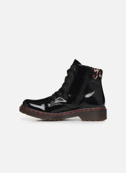 Bottines et boots Rieker Phili Noir vue face