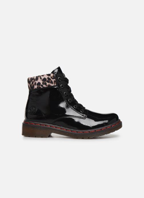 Bottines et boots Rieker Phili Noir vue derrière