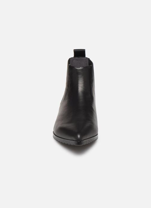 Bottines et boots United Nude Tek Booties Lo Noir vue portées chaussures