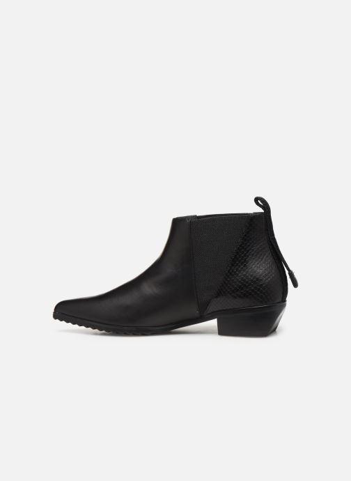 Bottines et boots United Nude Tek Booties Lo Noir vue face