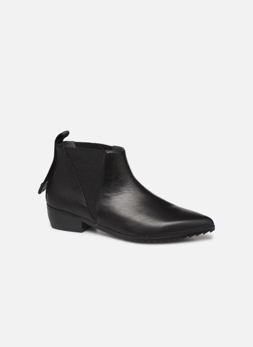 Bottines et boots United Nude Tek Booties Lo Noir vue détail/paire
