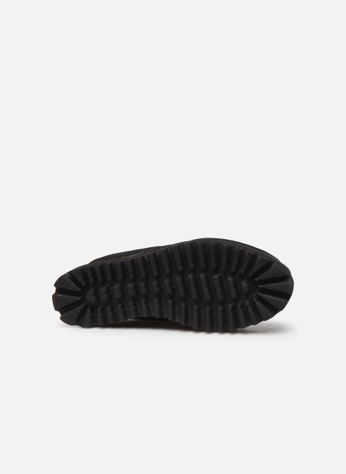 Baskets United Nude Fold Casual II Noir vue haut