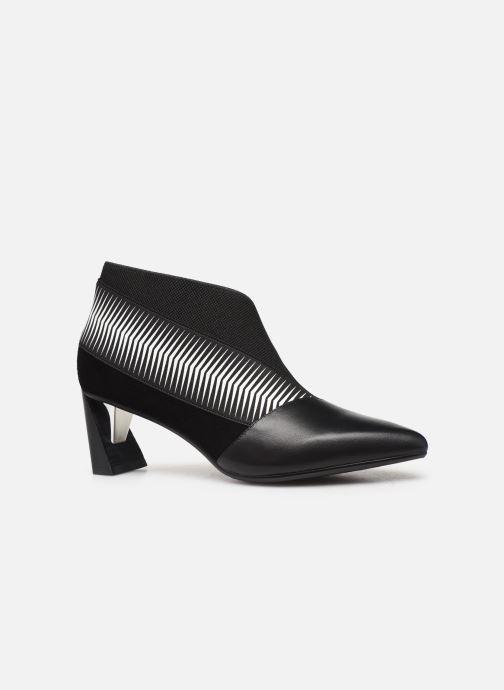 Boots en enkellaarsjes United Nude Zink Pop Mid Zwart achterkant