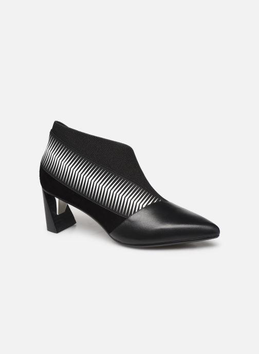 Bottines et boots United Nude Zink Pop Mid Noir vue détail/paire