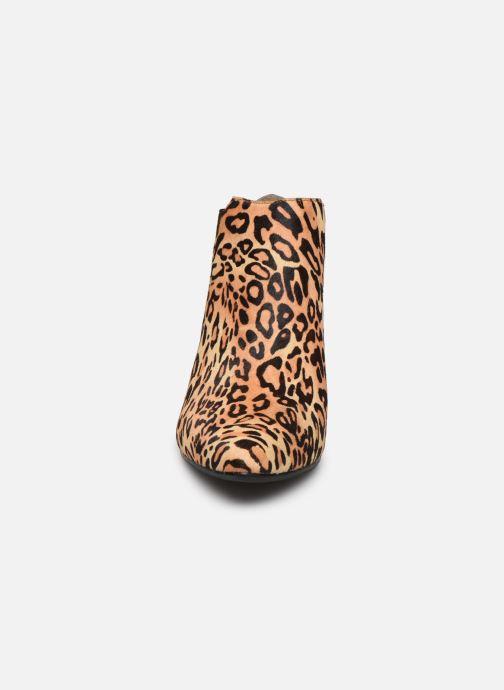 Bottines et boots United Nude Tetra Jackie Mid Multicolore vue portées chaussures