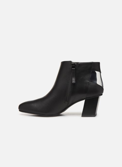 Botines  United Nude Twist Flow Bootie Negro vista de frente