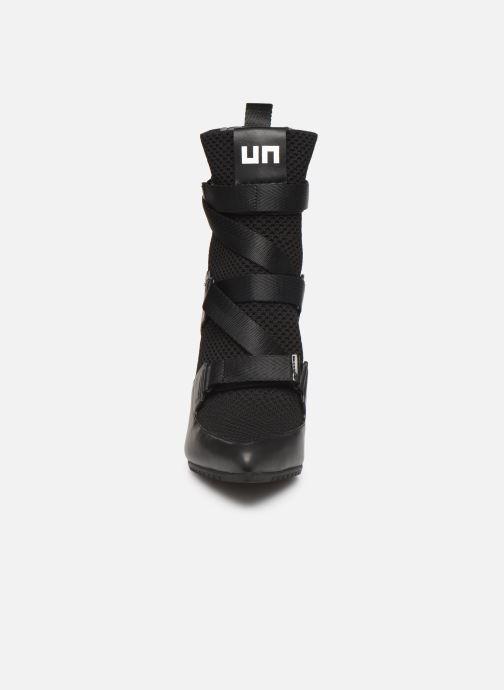 Bottines et boots United Nude Luxor Sport Hi Noir vue portées chaussures