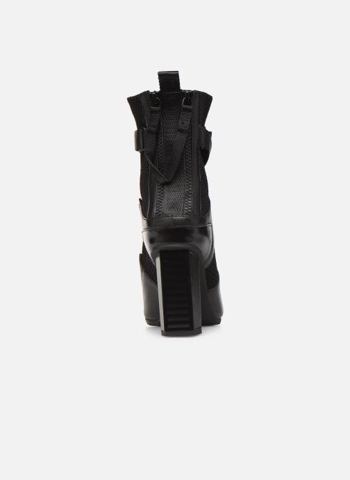 Bottines et boots United Nude Luxor Sport Hi Noir vue droite