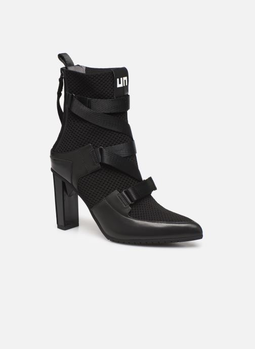 Bottines et boots United Nude Luxor Sport Hi Noir vue détail/paire