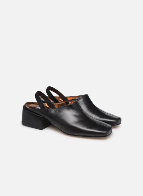 Sandals About Arianne Tilda Black 3/4 view
