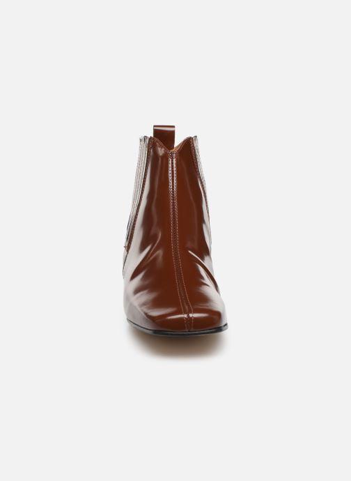 Bottines et boots About Arianne Gloria Marron vue portées chaussures