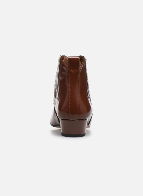 Bottines et boots About Arianne Gloria Marron vue droite