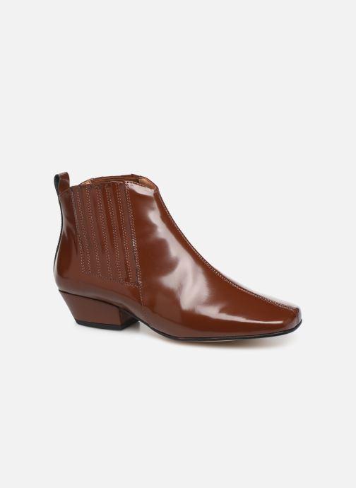 Bottines et boots About Arianne Gloria Marron vue détail/paire
