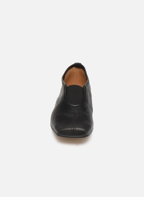 Ballerines About Arianne Gillian Noir vue portées chaussures