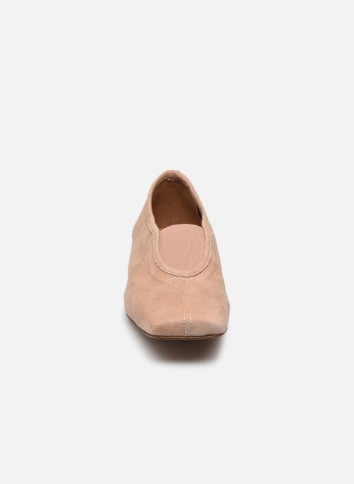 Ballerinas About Arianne Gillian beige schuhe getragen