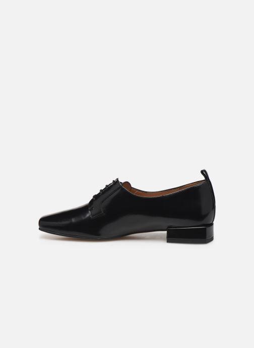 Chaussures à lacets About Arianne Joseph Noir vue face