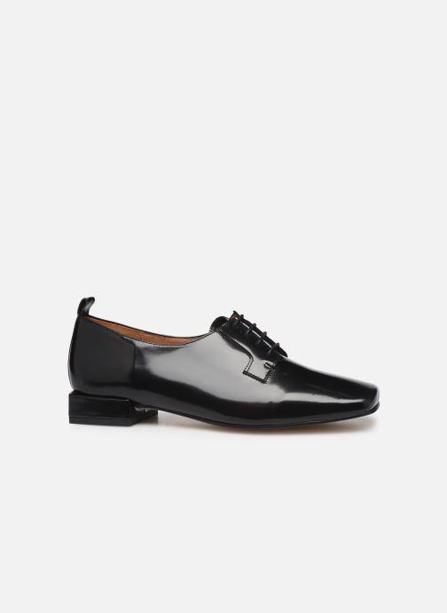 Zapatos con cordones About Arianne Joseph Negro vistra trasera