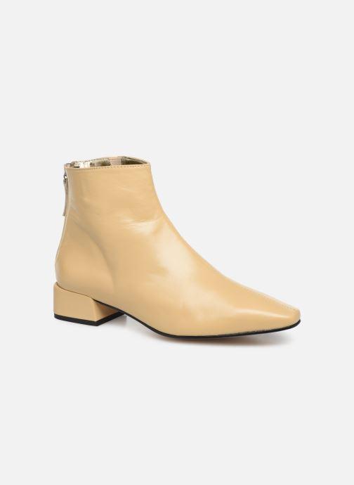 Boots en enkellaarsjes About Arianne Robbie Beige detail