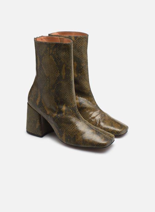 Stiefeletten & Boots About Arianne Nico braun 3 von 4 ansichten