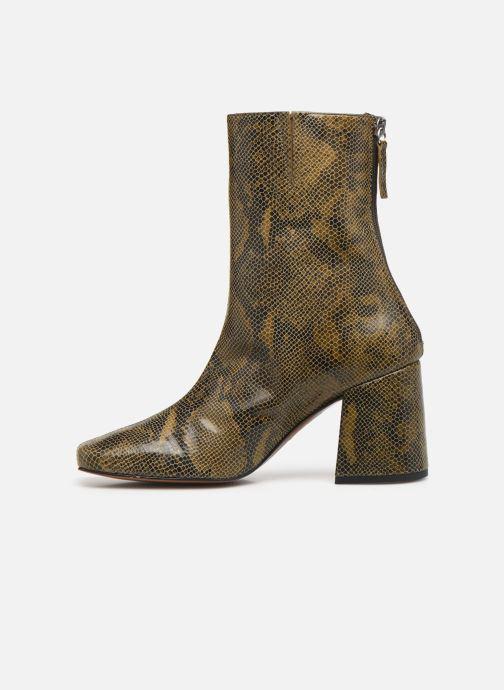 Stiefeletten & Boots About Arianne Nico braun ansicht von vorne