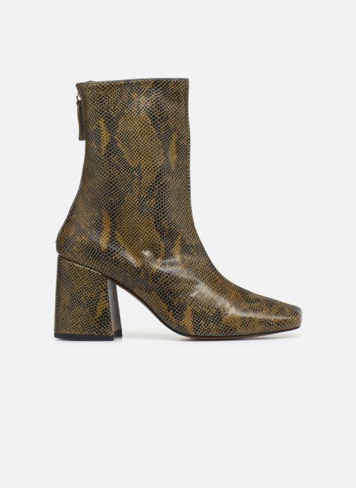Stiefeletten & Boots About Arianne Nico braun ansicht von hinten