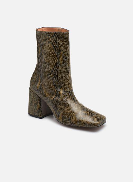 Stiefeletten & Boots About Arianne Nico braun detaillierte ansicht/modell