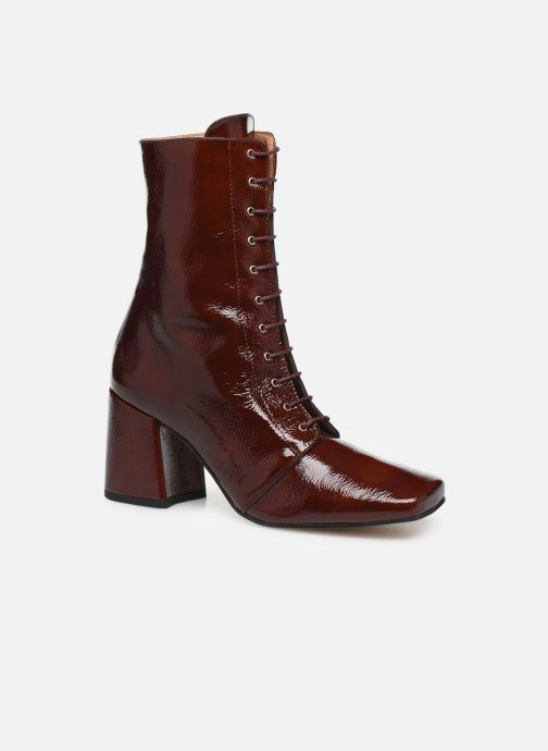 Bottines et boots About Arianne Steevie Marron vue détail/paire