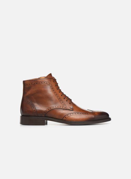 Boots en enkellaarsjes Marvin&Co Luxe Perna - Cousu Blake Bruin achterkant