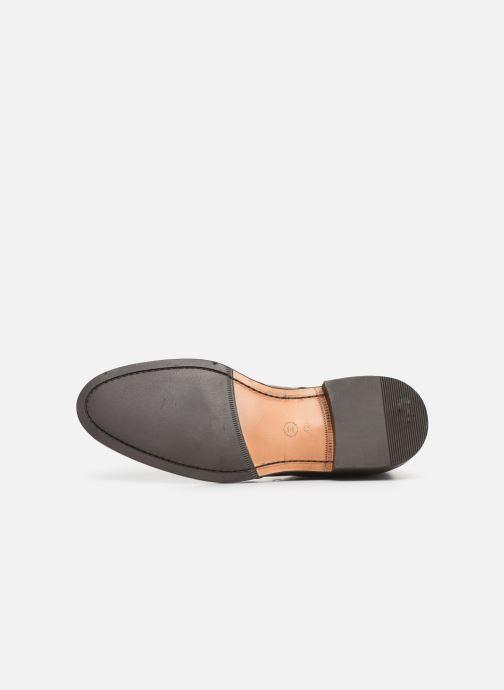 Bottines et boots Marvin&Co Luxe Perna - Cousu Blake Marron vue haut