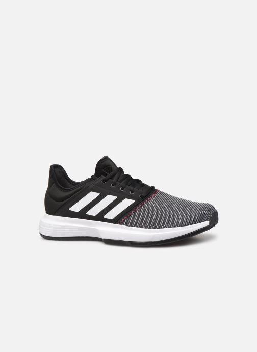 Sportschoenen adidas performance Gamecourt M Zwart achterkant