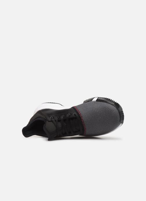 Sportschoenen adidas performance Gamecourt M Zwart links