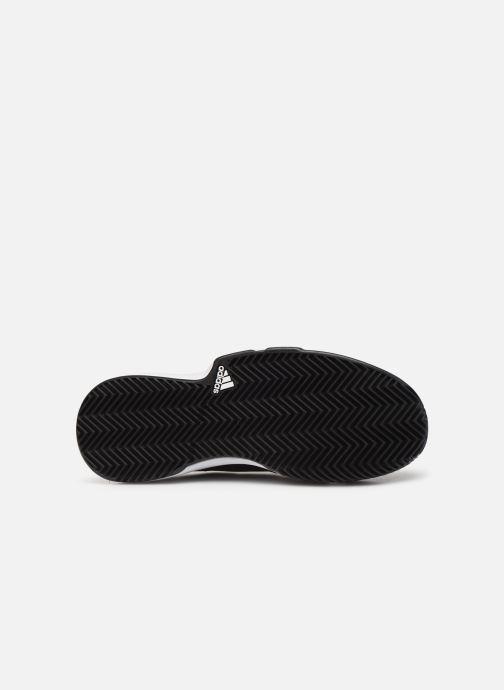 Sportschoenen adidas performance Gamecourt M Zwart boven