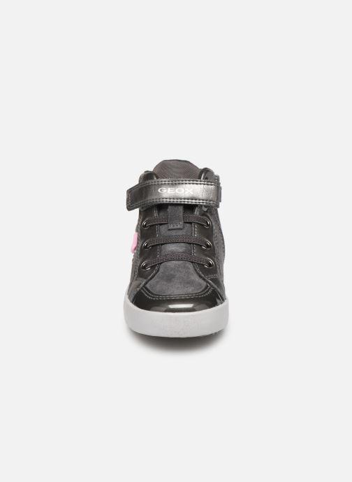 Sneakers Geox B Kilwi Girl B94D5A Grijs model