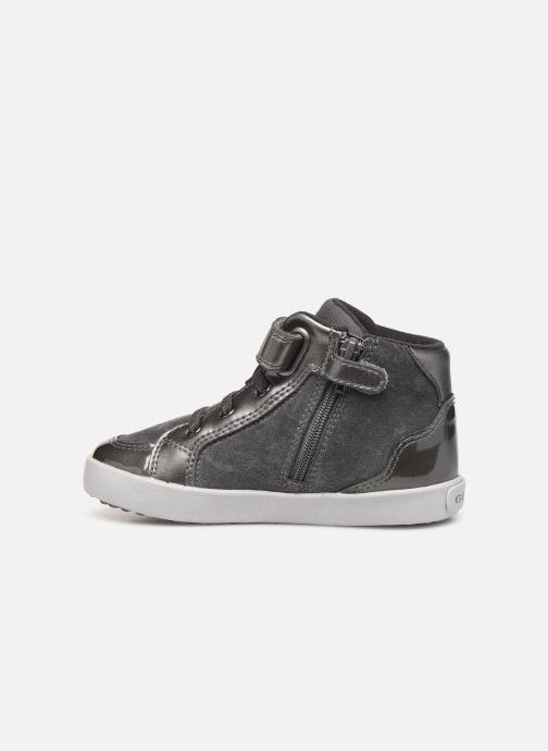 Sneakers Geox B Kilwi Girl B94D5A Grijs voorkant
